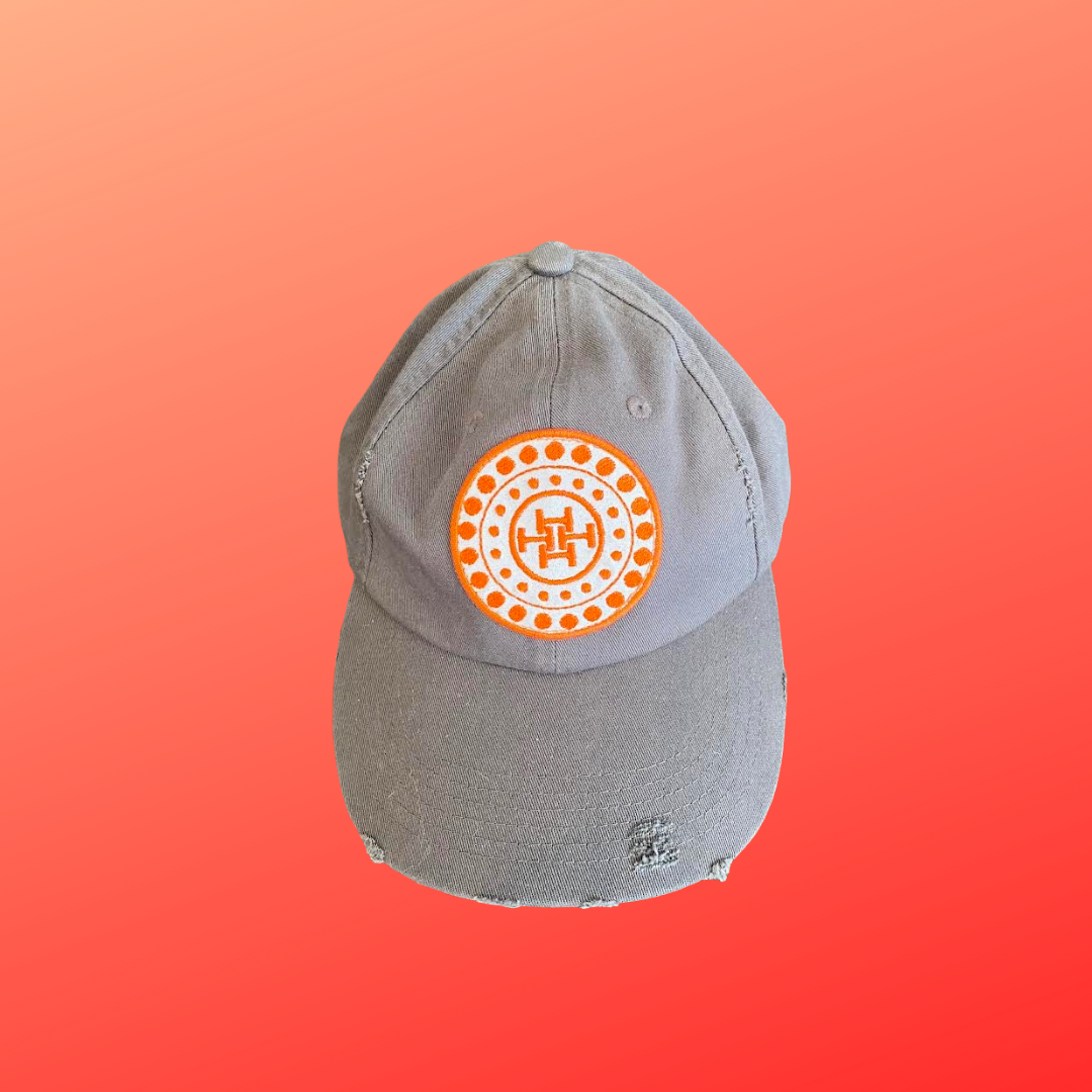 Hott Trucker Hat - Gray